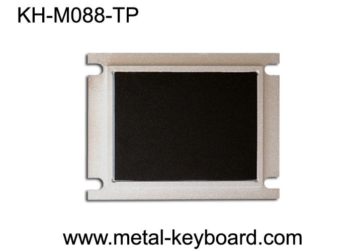 Metal Pointing Industrial Touchpad Mouse with Rear Panel mount